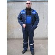 Костюм рабочий (куртка полукомбинезон) модель М112 фото