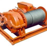 Лебедка электрическая JM-1.4 фото