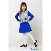 Юбка спортивная синяя, код: 3285338 фото