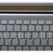 Руссификация клавиатур Apple фото