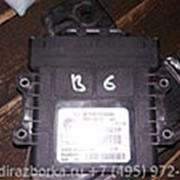 Блок управления АКПП Volkswagen Passat B6 фото