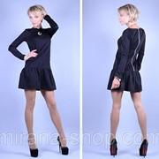 Платье черное Платья для коктейля фото