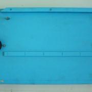 Доска для натяжки проволоки в рамке фото