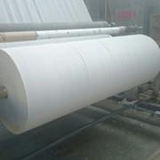 Бумага-основа для изделий бытового и санитарно- гигиенического назначения фото