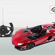 RASTAR Машина р/у 1:12 Lamborghini Aventador J 57500 фото