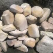 Ландшафтный камень окатыш земляной, Киев фото