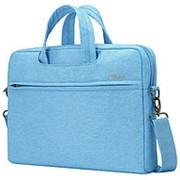 """Сумка для ноутбука 12"""" Asus EOSSHOULDERBAG голубой полиэстер фото"""