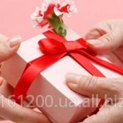Доставка подарков. фото
