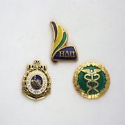Значки, медали,ордена, выпускные ромбы, бейджи, коллары фото