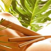 Креольский массаж бамбуковыми палочками фото