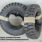 Шина пневматическая 5,00-8 Deestone фото