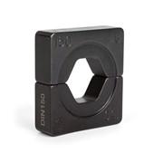 Набор матриц для опрессовки наконечников по DIN 46235 - НМ-300 DIN КВТ НМ фото