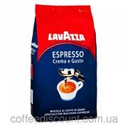 Кофе в зернах Lavazza Crema e Gusto 1000g фото