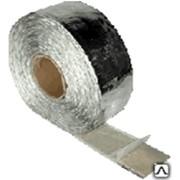 Самоклеящаяся пароизоляционная уплотнительная лента 100 мм фото