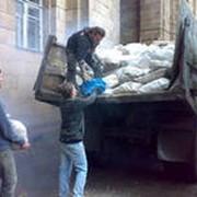 Вывоз строительного мусора по Харькову. фото