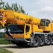 Автокраны 35тон 1200 тон фото