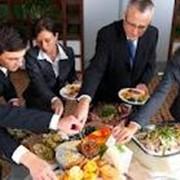 Организация деловых встреч во время бизнес-форумов фото