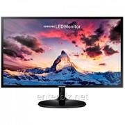 """Монитор Samsung 23.5"""" S24F350F (LS24F350FHIXCI) PLS Black фото"""