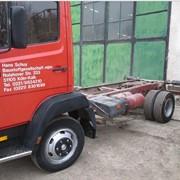 Ремонт грузовой техники, прицепов фото
