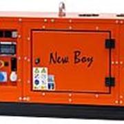 Дизельная электростанция Europower EPS103DE/58 (9 кВт, кожух, электростартер) фото