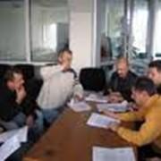 Организация тренингов фото