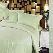 Белье постельное Люкс Тенсел, полуторный (тенсел 60%, хлопок 40%) фото
