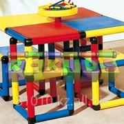 R-KIDS: Детская мебель - трансформер, мебель для детей, стол, стульчик фото