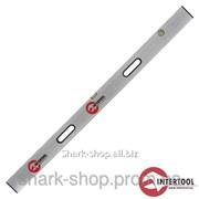 Правило-уровень 100см, 2 капсулы, вертикальный и горизонтальный с ручками MT-2110 фото