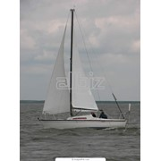 Яхта гоночная фото