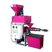 Пресс маслоотжимной шнековый МШ-200 фото