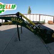 Усиленный кун Dellif Strong 1800 на МТЗ,ЮМЗ,Т 40 фото