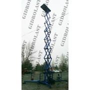 Подъемник восьминожничный гидравлический Gidrolast 8X2000.1000.300.10000 фото