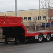 Ремонт грузовых прицепов и полуприцепов фото