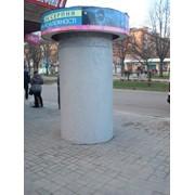 Реклама на остановках городского транспорта фото