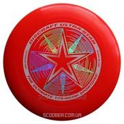 Фризби, фрисби, летащие тарелки, диски Discraft Ultrastar 175 Красный фото