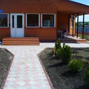 Укладка брусчатки в Ульяновске фото