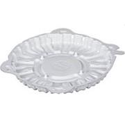 Упаковка для торта (тортница) Т-207/1ДШ (М) ОПС БЕЛАЯ (200шт./уп) фото