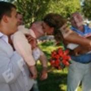 Свадебная съёмка фото