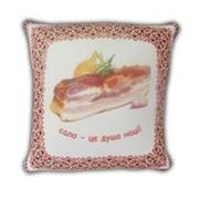 Антистрессовая подушка Орнамент фото