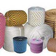 Продам продукцию веревочно-канатной группы в ассортименте в Астане. фото