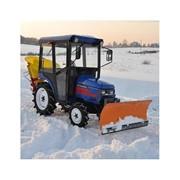 Снегоуборочные минитрактора фото