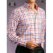 Рубашка мужчкая в стиле Casual p34 фото