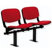 Кресло стадионное с мягким элементом фото