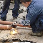 Строительство системы водоснабжения и водоотведения фото