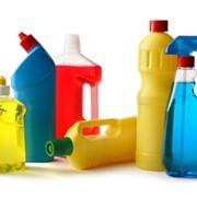 Профессиональные и бытовые средства для мытья, чистки и стирки фото