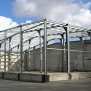 Изготовление и поставка готовых полнокомплектных металлоконструкций ЛСТК фото