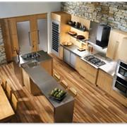 Монтаж-врезка кухонных варочных поверхностей, моек и другой встраиваемой техники. фото