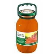Сок Морковно-персиковый, 1,85 л. фото