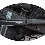 Тактический нож Kizlyar Supreme Фельдъегерь AUS-8 BTS фото