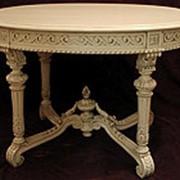 Старинная и антикварная мебель фото